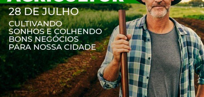 28 de Julho, Dia do Agricultor.